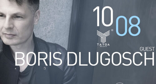 Boris Dlugosch 10 agosto